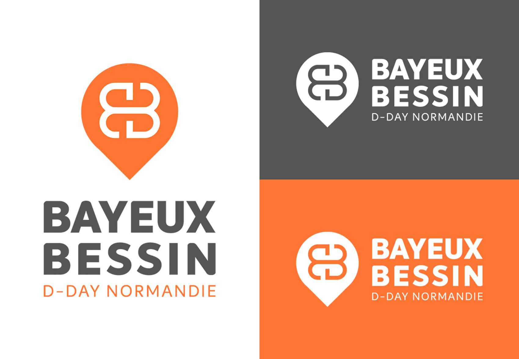Identité visuelle Bayeux Bessin
