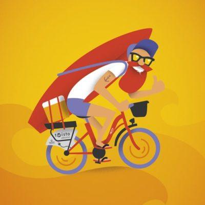 Vignette Campagne Vélolib - Véloloc de Twisto Caen