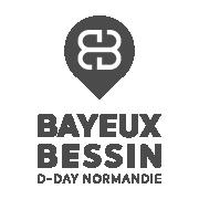 Logo Office de tourisme Bayeux Bessin