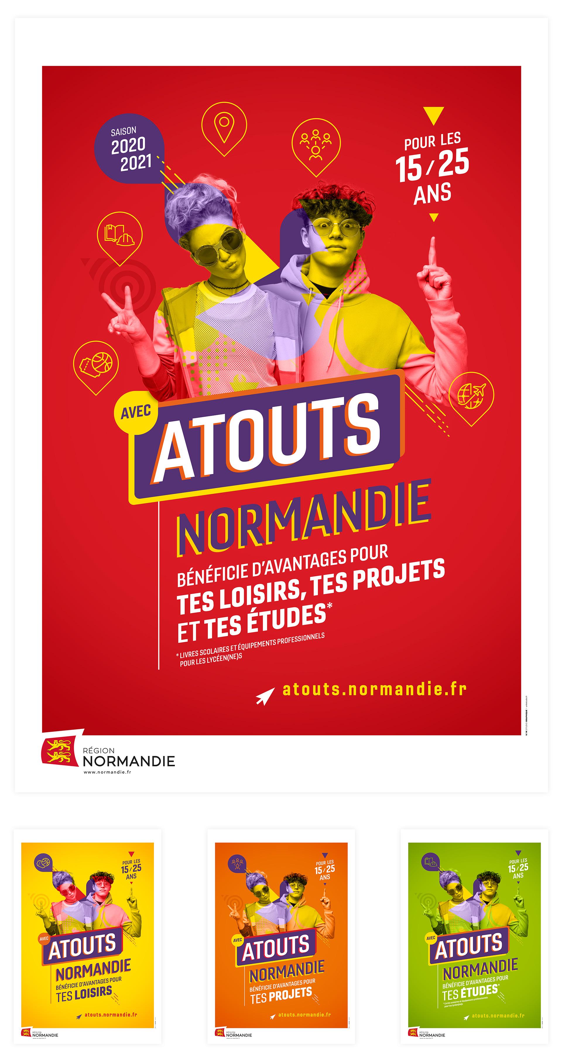 Visuel générique Atouts Normandie